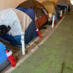 Tent City Christmas 2020
